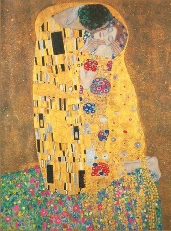 Clementoni 1000pc The Kiss - Klimt