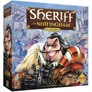 Sheriff of Nottingham - 2nd Edition