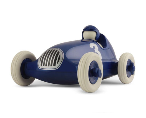 Playforever 104 Bruno Racing Car Metallic Blue