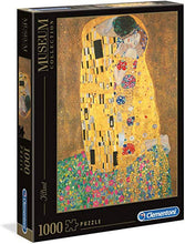 Load image into Gallery viewer, Clementoni 1000pc The Kiss - Klimt