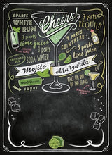 Load image into Gallery viewer, Clementoni 1000pc Blackboard Mojito