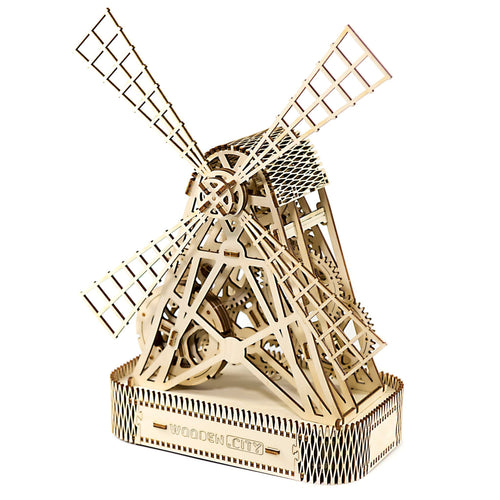 Wooden City: Windmill