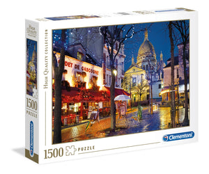 Clementoni 1500pc Paris Montmartre