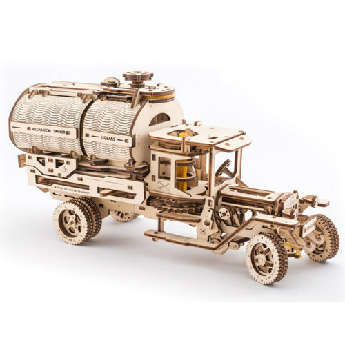UGears Mechanical Tanker