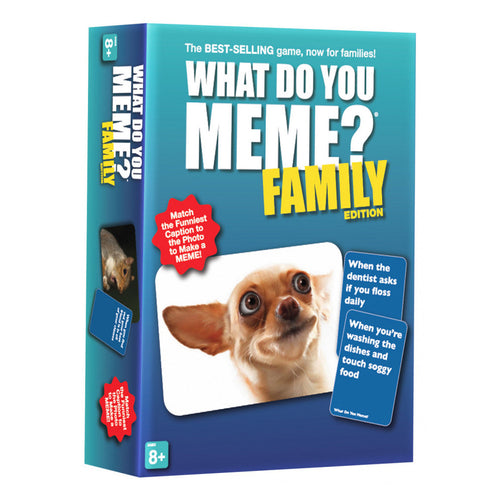 What Do You Meme: Family Edition