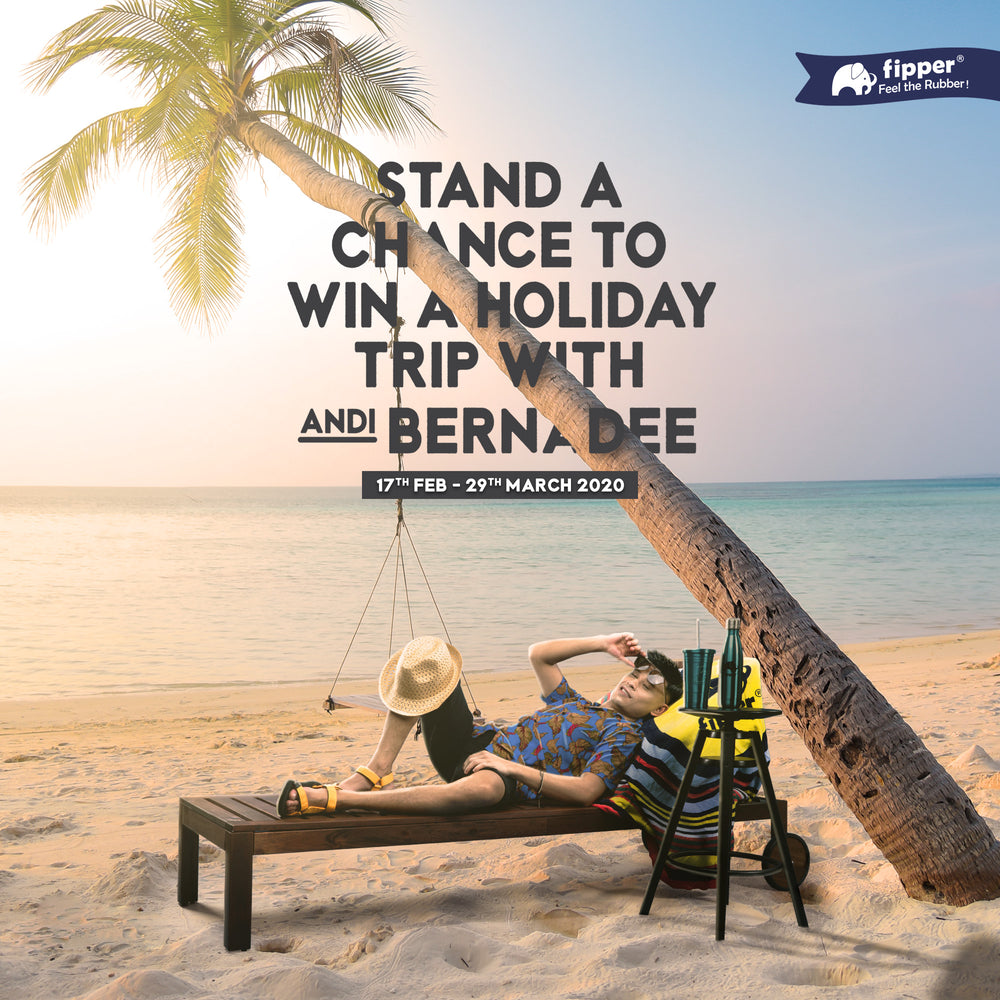 Win Holiday Trip 3D2N to Bali with Andi Bernadee!