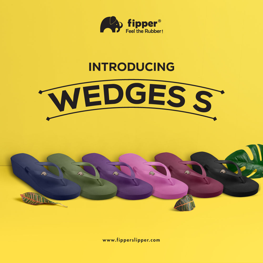 Fipper New Collection - Wedges S