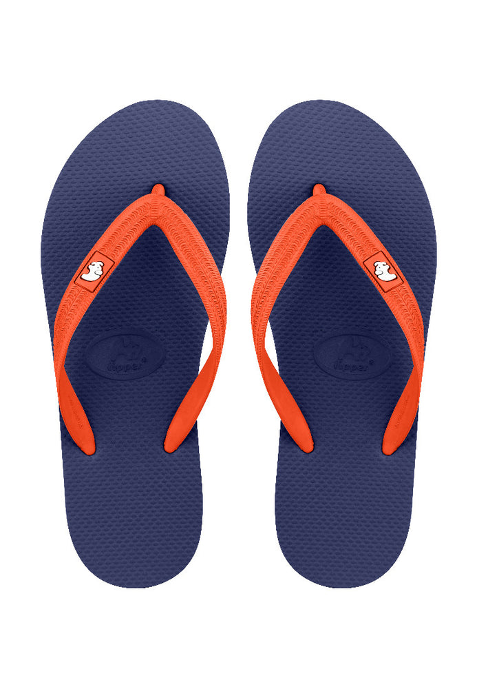Fipper Walker Navy / Orange