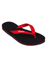 Fipper Slick Black / Red