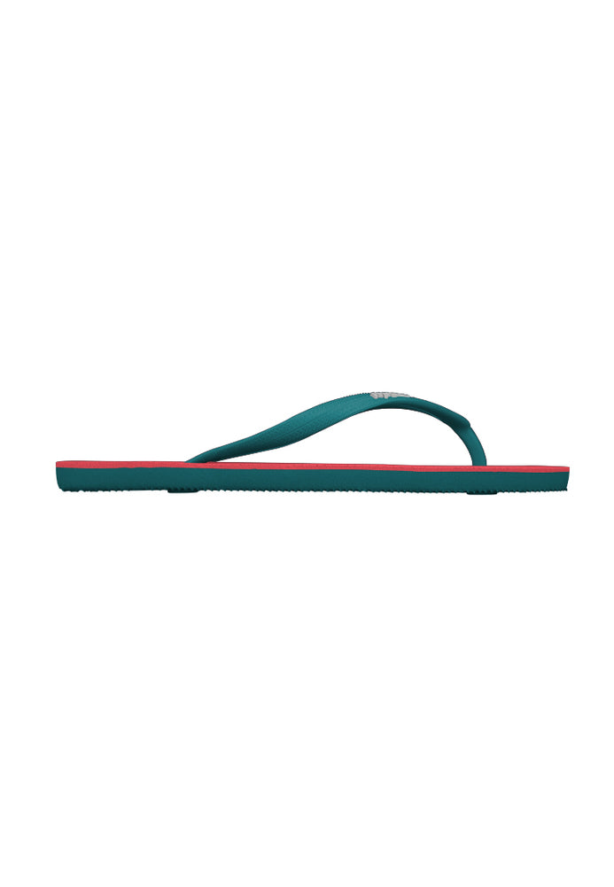 Fipper Slim Red / Turquoise