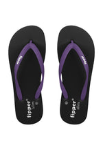Fipper Slim Black / Purple