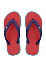 Fipper Kids Red / Turquoise / Navy