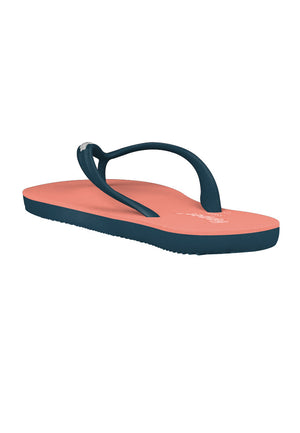 Fipper Slim Peach / Blue (Snorkel)