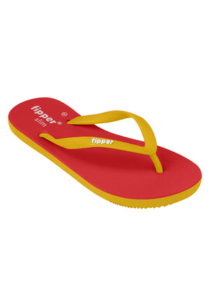 Fipper Slim Red / Yellow