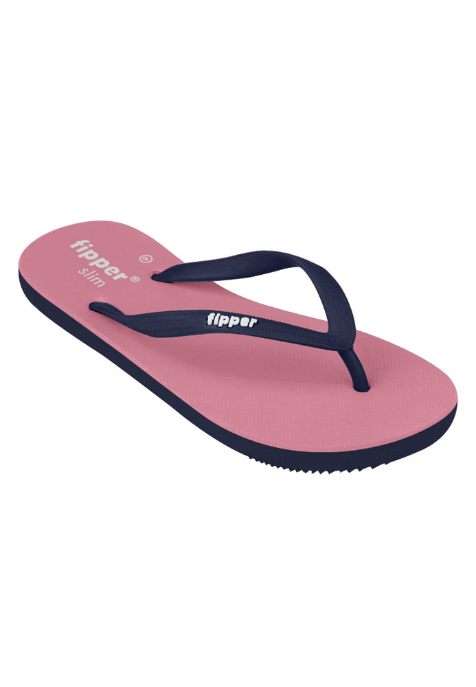 Fipper Slim Pink / Navy