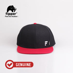 Fipper Snapback Cap 20Seven Black / Red