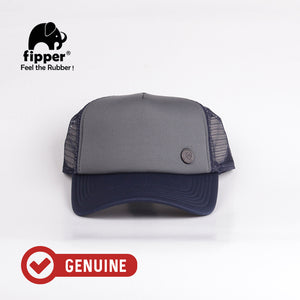 Fipper Trucker Cap 29Seven Grey (Dark) / Blue (Charcoal)