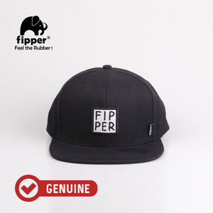 Load image into Gallery viewer, Fipper Snapback Cap 23One Black