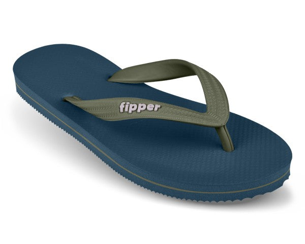 Fipper Slick Blue (Snorkel) / Green (Army)