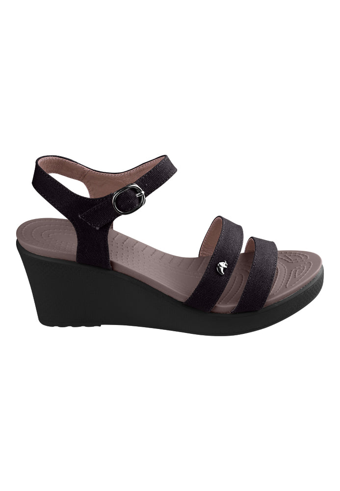 Fipper Victoria Grey (Dark) / Black
