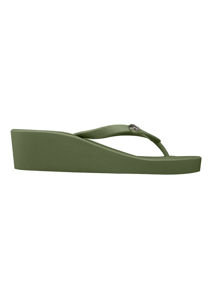 Fipper Wedges-S Green(Army)