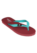 Fipper Classic Maroon / Turquoise
