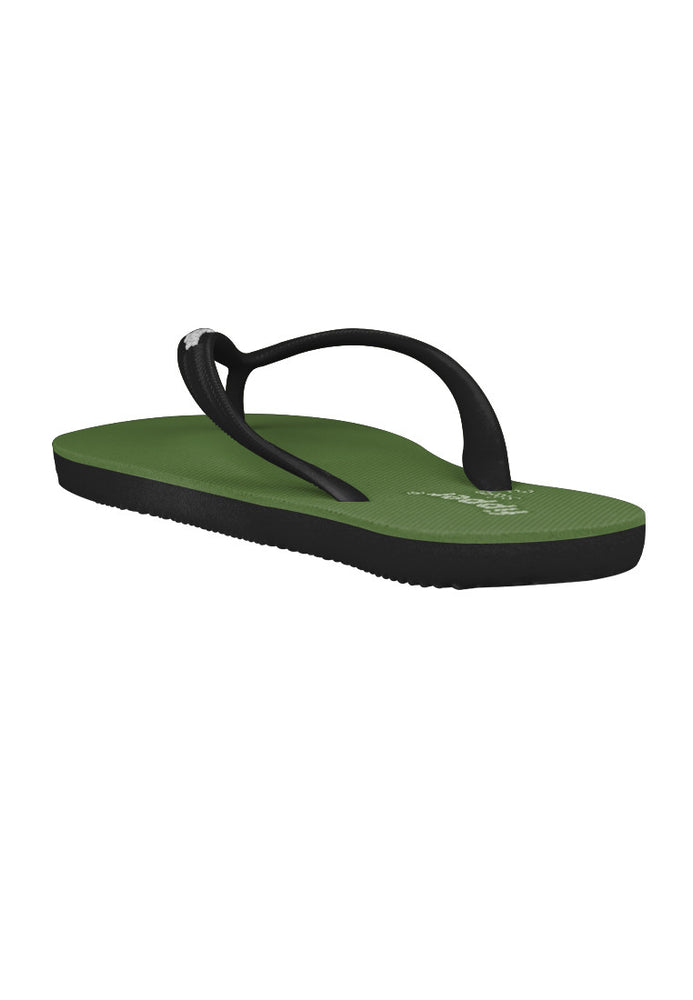 Load image into Gallery viewer, Fipper Slim Green (Army) / Black