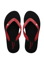 Fipper Comfy Black / Red