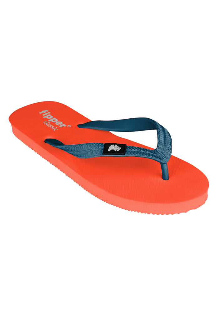 Fipper Classic Orange / Blue (Snorkel)