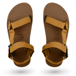 Fipper Trekker Brown(Dark)/ Brown(Mckenzie)