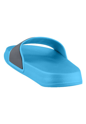 Fipper Slip On Blue (Sky) / Grey