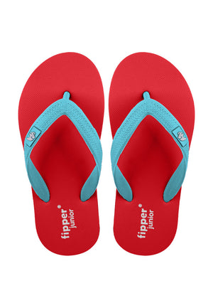 Fipper Junior Red / Blue / Blue (Boston)