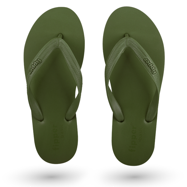 Fipper Basic Green (Army)