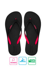 Fipper Black Series-S Black / Choky Pink
