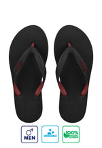 Fipper Black Series Black / Maroon (Glow in The Dark)