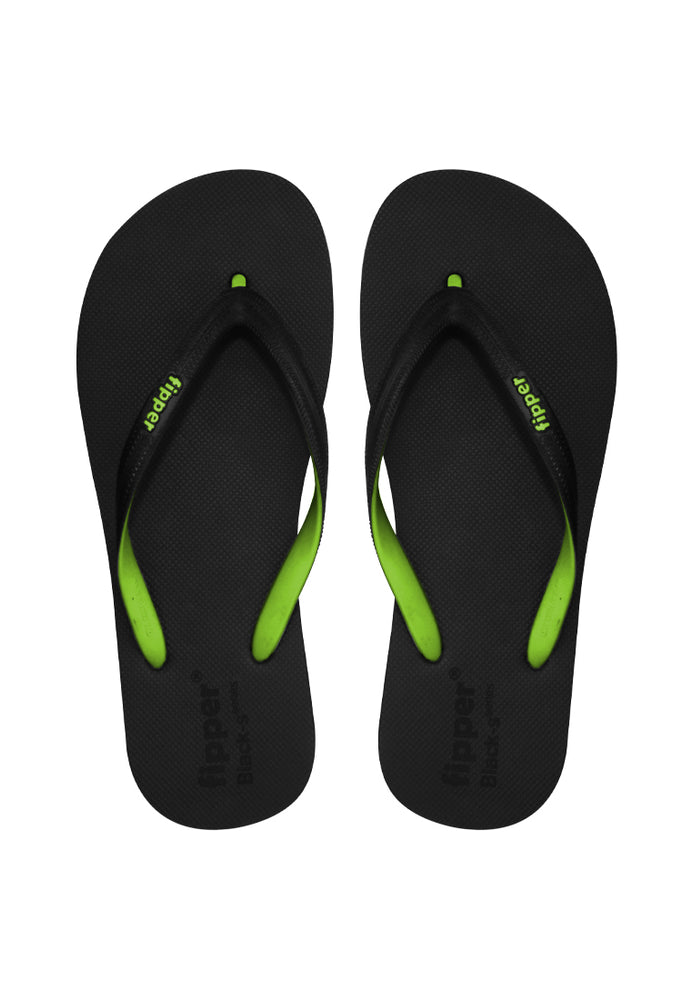 Fipper Black Series-S Black / Green (Apple)