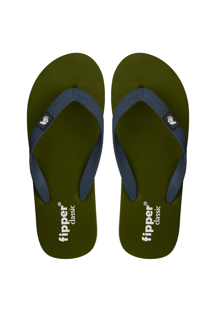 Fipper Classic Green (Army) / Blue (Dark)