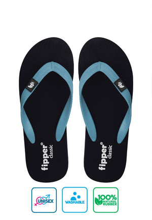Load image into Gallery viewer, Fipper Classic Black / Blue (Sky)