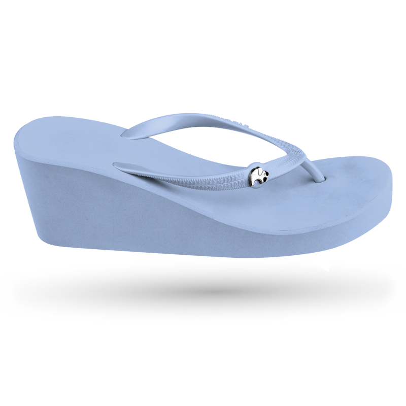 Fipper Wedges Blue (Echo) / Blue (Echo)
