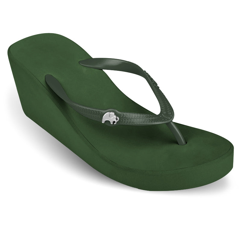Fipper Wedges Green (Army)