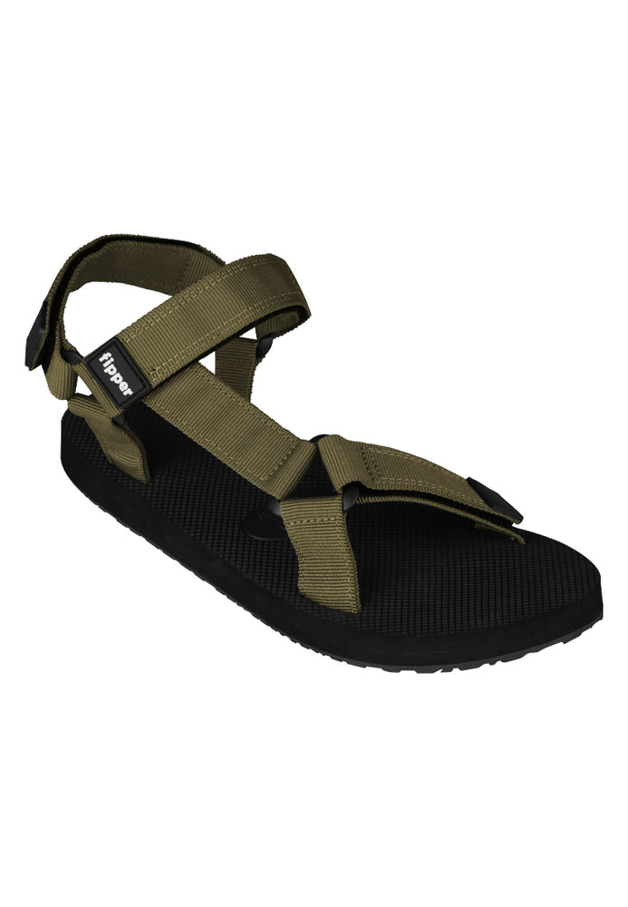 Fipper Trekker Green (Army)