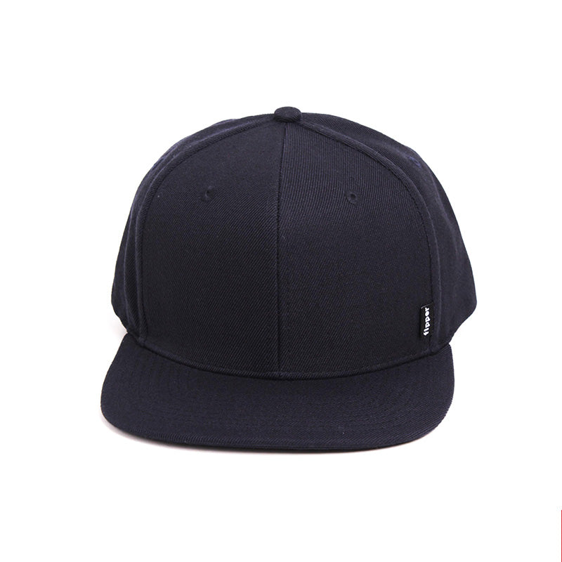 Fipper Snapback Cap 2K8 Blue (Charcoal)