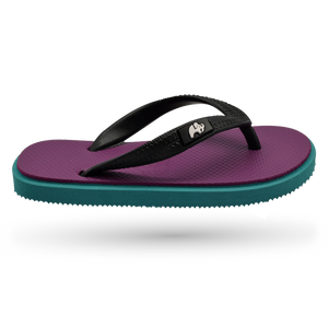 Load image into Gallery viewer, Fipper Kids Magenta / Turquoise / Black