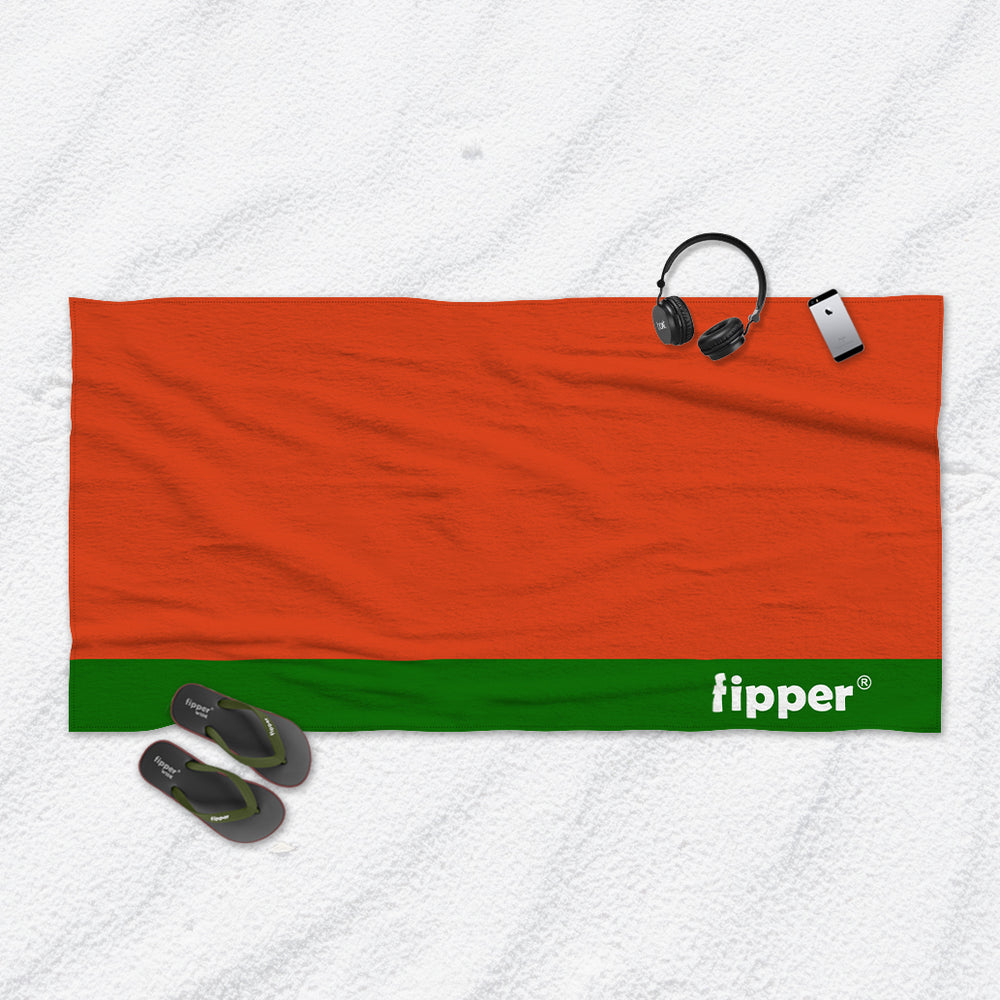 Fipper Towel Flag #1