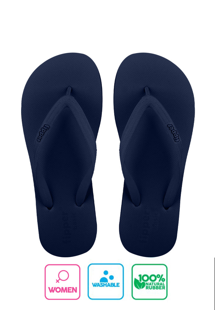 Fipper Basic S Blue (Navy)