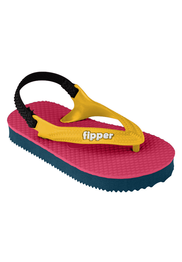 Fipper Todd's Red (Ruby) / Blue (Snorkel) / Yellow