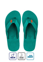 Fipper Refitt Green (Emerald) / Orange