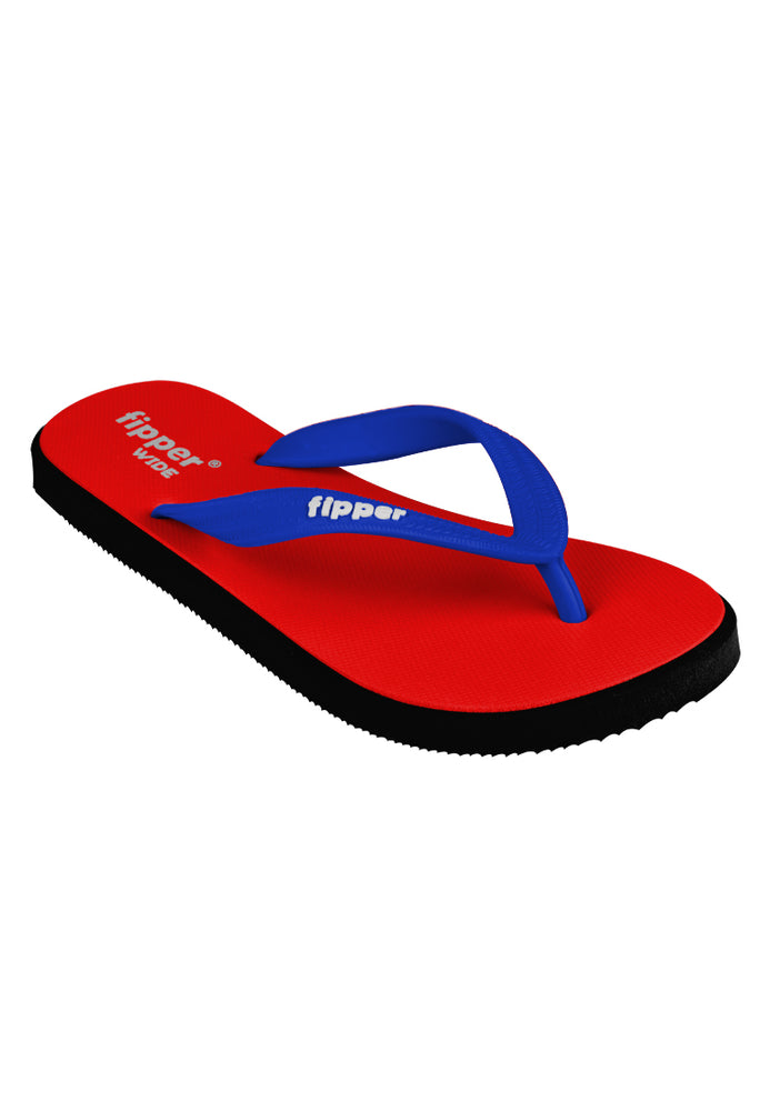Fipper Wide Red / Black / Blue