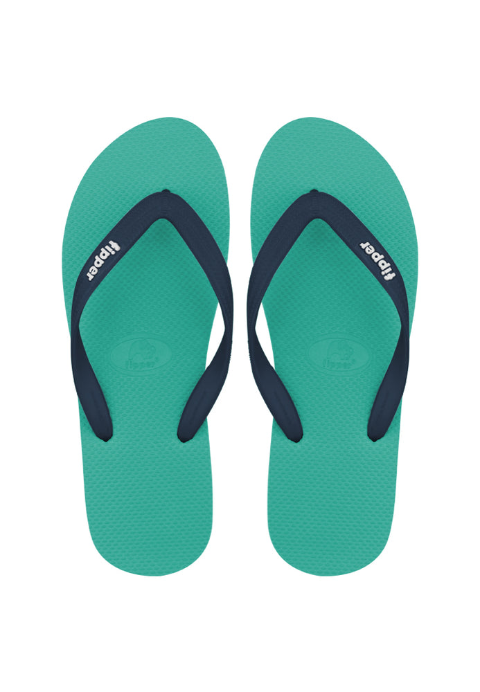 Fipper Slick Turquoise / Blue (Navy)