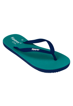 Load image into Gallery viewer, Fipper Slim Turquoise / Blue